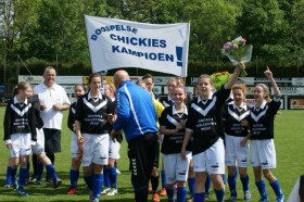 dames RKSVO kampioen