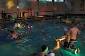 disco zwemmen