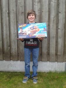 pinmaekers ballonenwedstrijd