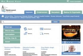 website gemeente nederweert