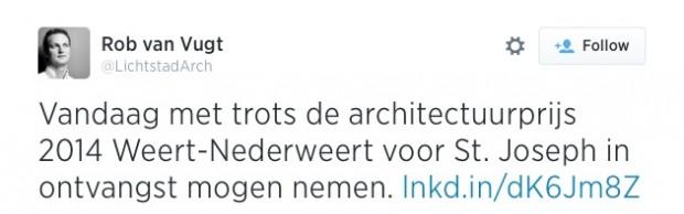 Architectuurprijzen naar Nederweert