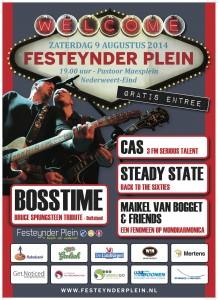 Festeynder Plein 2014