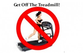 Get off the Treadmil