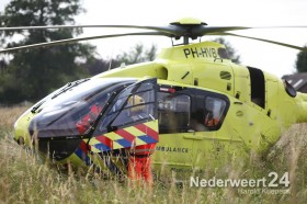 Traumahelikopter Swartbroek