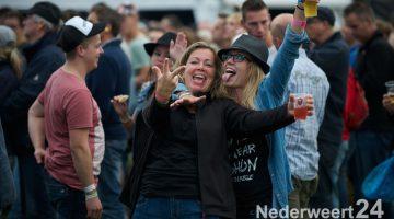 Bospop zaterdag kent goede sfeer (Foto's)