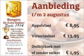 Bakker Bongers wk 31