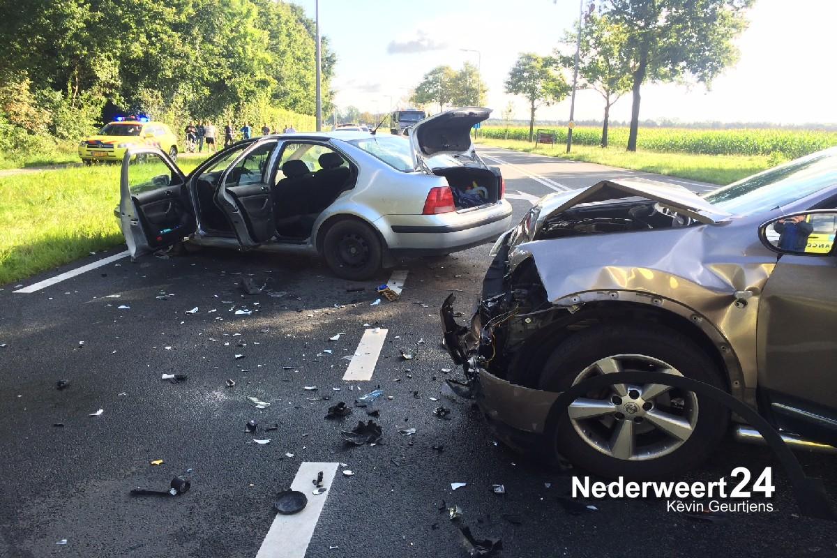 Zes personen gewond bij Ongeval Heldensedijk