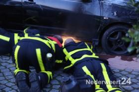 Autobrandje Koekoeksweg Weert