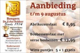 Bakker Bongers wk 32