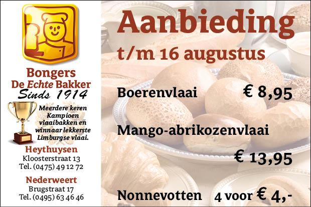 Bakker Bongers wk 33