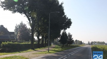 Bomen Braosheuf worden uitgedund