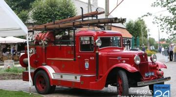 Brandweer van vroeger (Foto's)