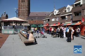 Passie en kinderkunst Kerkstraat Nederweert