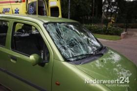 Ongeval fietser auto in Someren