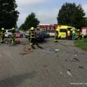 Ongeval Kempenweg in Weert