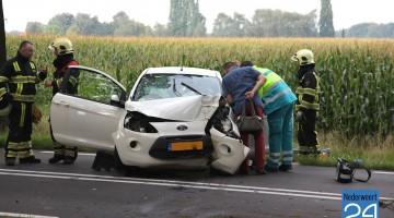 Ongeval Randweg Meijel N279