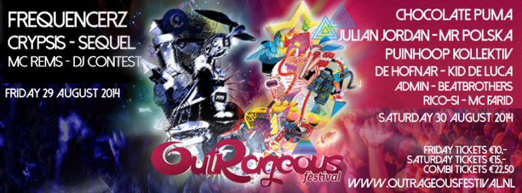 Outrageous 2014 2
