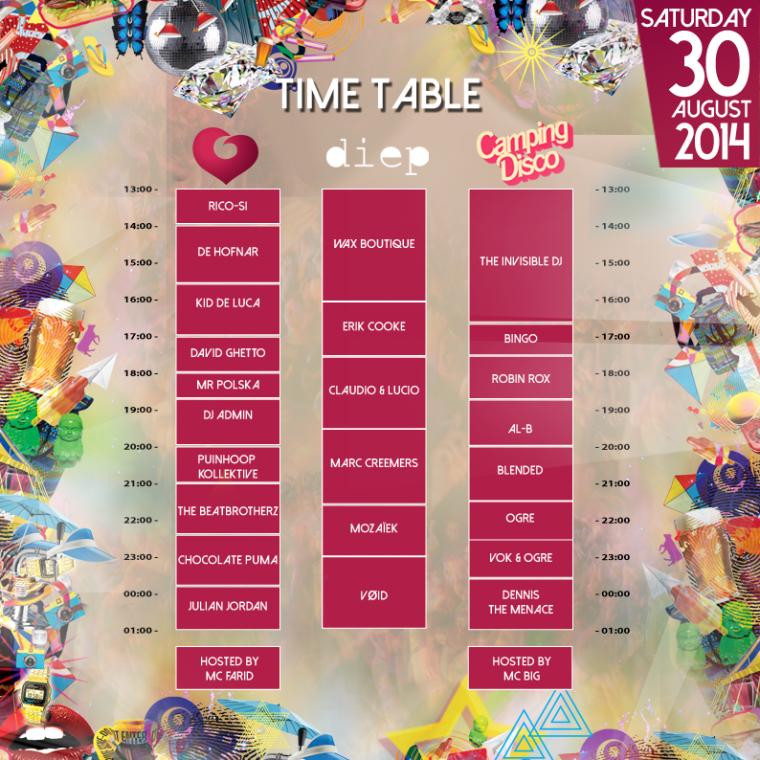 Outrageous Festival 2014 Leveroy1