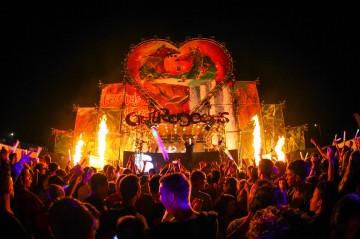 Outrageous festival Leveroy