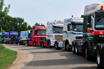 Truckrun Weert 2014