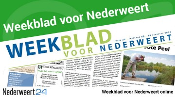 Weekblad voor Nederweert (Week 21)