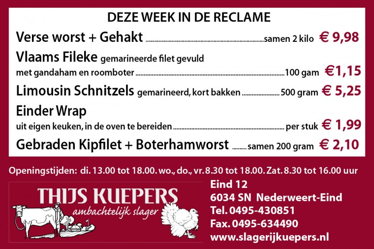 thijs kuepers wk 35
