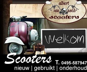 Scooters Weert