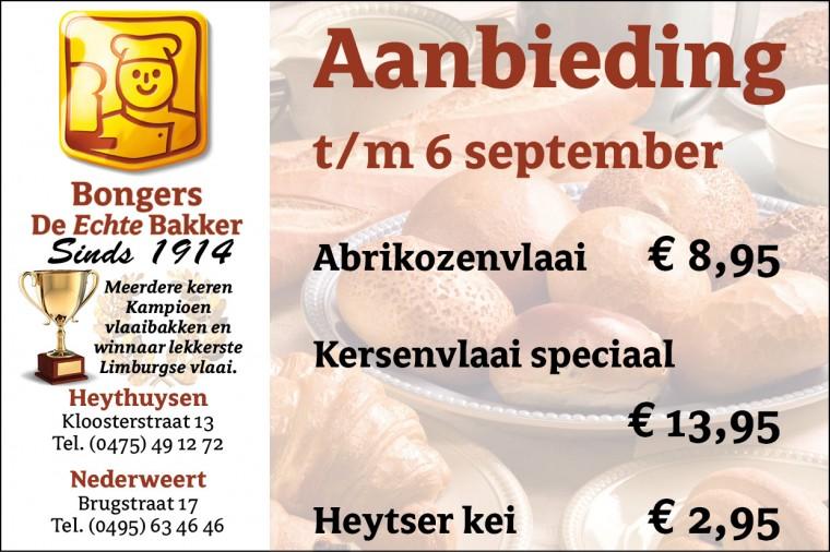 Bakker Bongers wk 36