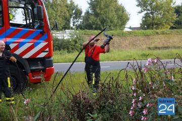 Buitenbrandje Hushoven Weert