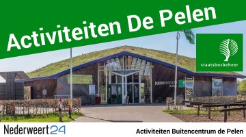 Activiteiten Buitencentrum de Pelen april 2017
