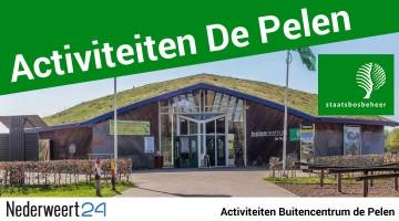 Activiteitenprogramma Buitencentrum De Pelen september 2017