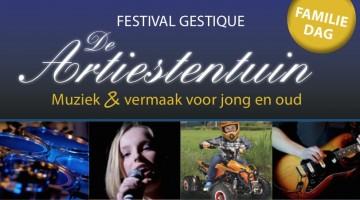 Festival Gestique – de Artiestentuin
