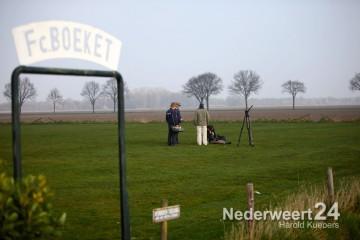FC Boeket Man Bijt hond