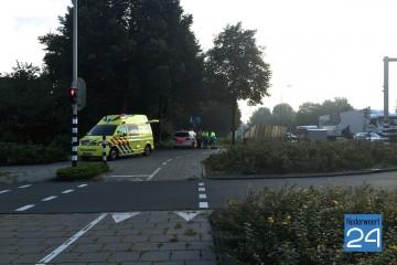 Ongeval Ringbaan Noord bij Boshoven