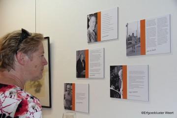 Opening expositie fakkelestafette Weert