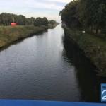 Vaten XTC in Zuid-Willemsvaart kanaal