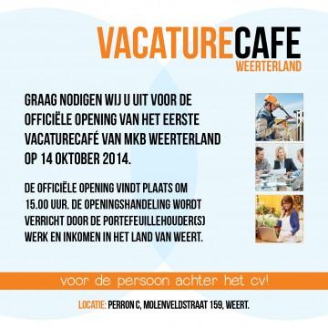 2014 oktober vacaturecafe