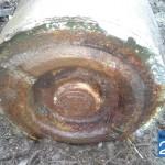 Bom gevonden in Franeker tijdens bouw
