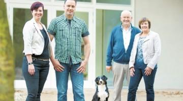 Familie Van Leeuwen