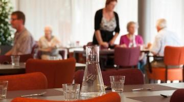 Gasterij de Ontmoeting, zorgcentrum St. Joseph in Nederweert