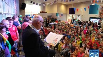 Kinderboekenweek burgemeester evers