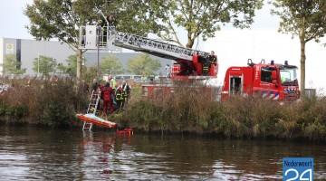 Lijk gevonden in Zuid-Willemsvaart