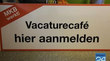 Vacaturecafé aanmelden