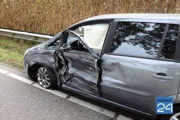 Ongeval Venloseweg Nederweert
