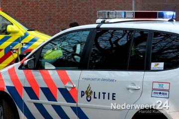 politie ambulance