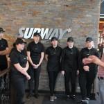 Subway Nederweert werknemers
