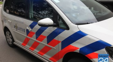 politie auto nederweert