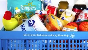 Albert Heijn breidt online bezorgdheid uit