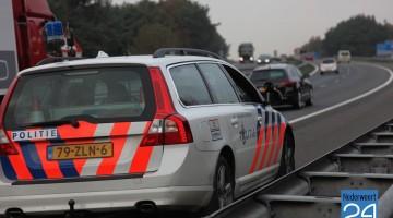 Autodieven gearresteerd op A2