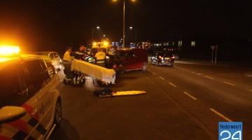 Ongeval Ringbaan Noord